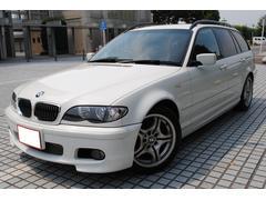 BMW325iツーリング Mスポーツパッケージ 37000キロ