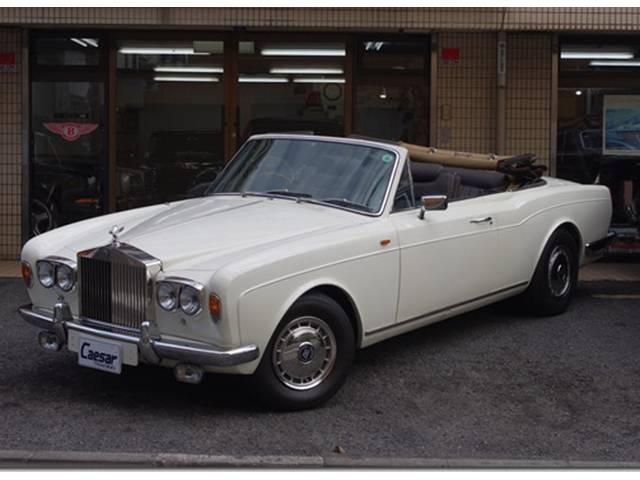 「ロールスロイス」「ロールスロイス コーニッシュII」「オープンカー」「東京都」の中古車