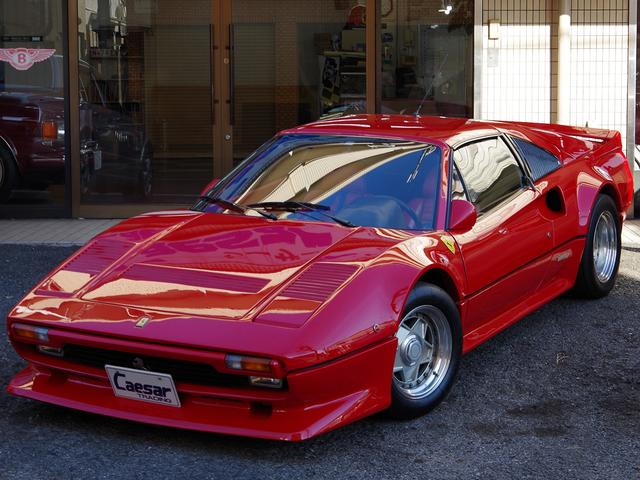 フェラーリ フェラーリ 308 GTS D車 左H