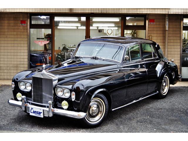 「ロールスロイス」「ロールスロイス シルバークラウドIII」「セダン」「東京都」の中古車