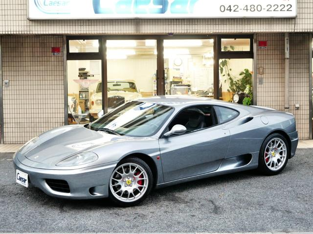 フェラーリ 360 モデナ ディーラー車 左ハンドル