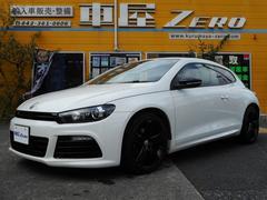 VW シロッコR ナビ テレビ キセノン 車検H31/12 スペアキー