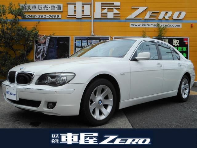 BMW 740iプラスパッケージ 右