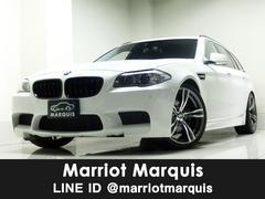 BMW528iツーリング M5ホイール ダウンサス 黒革
