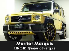 メルセデスAMGG63 クレイジーカラーリミテッド 同色アルミアンダーガード