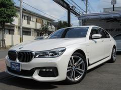 BMW740eアイパフォーマンス Mスポーツ モカレザー SR