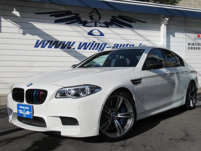 BMW M5 黒革 SR LEDライト ハーマンカードン
