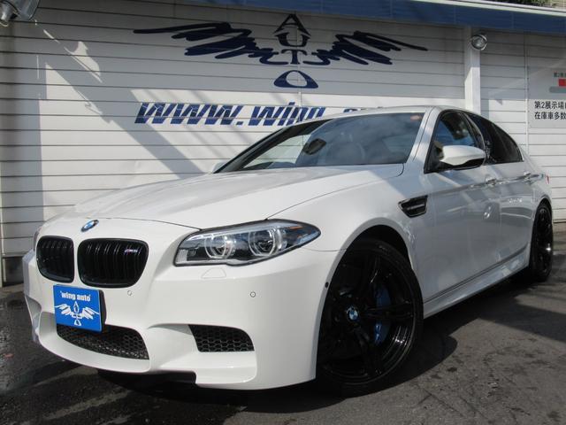 BMW M5 黒革 サンルーフ ブラックグリル 20AW
