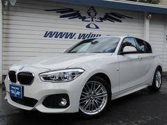 BMW118i Mスポーツ ACC シートヒーター 衝突軽減