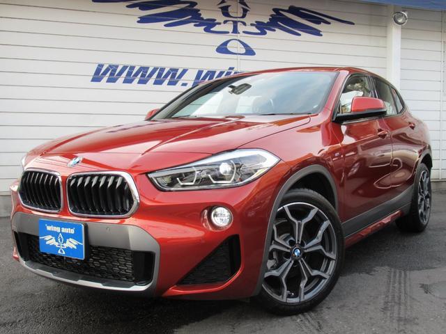 BMW xDrive 18d MスポーツX コンフォートPkg4WD