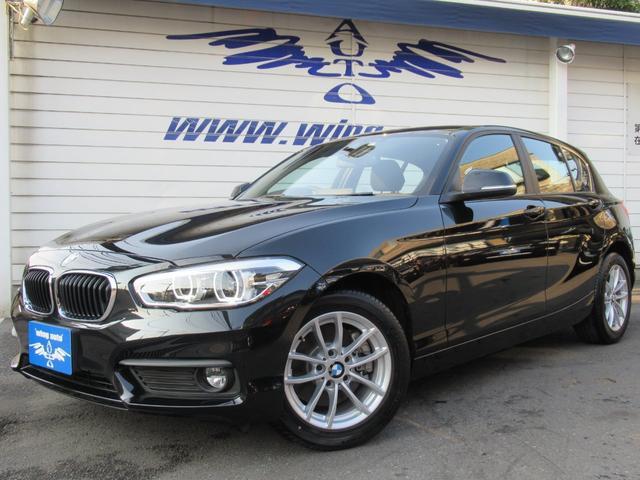BMW 118i HDDナビ ETC