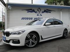 BMW740i Mスポーツ レーザーライト サンルーフ 20AW