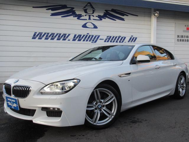 Photo of BMW 6 SERIES 640i GRAN COUPE M-SPORT PACKAGE / used BMW
