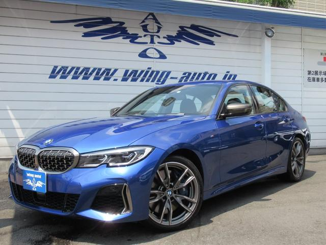 BMW M340i xDrive 黒革 TV ACC レーザーライト