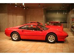 フェラーリ 308308GTB 初期ドライサンプ シングルテールパイプマフラー