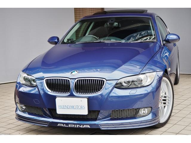 BMWアルピナ ビターボ クーペ 右ハンドル19AWサンルーフ黒革シート