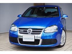 VW ゴルフR32 クラリオンナビ 本革スポーツシート 18AW 禁煙車