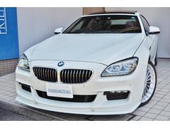 BMW640iグランクーペMスポーツPKG サンルーフ本革シート