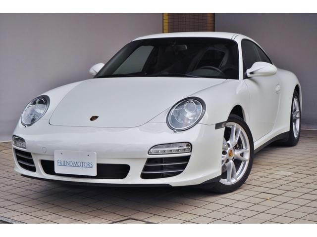 ポルシェ 911カレラ4 スポーツクロノパッケージ シートヒーター