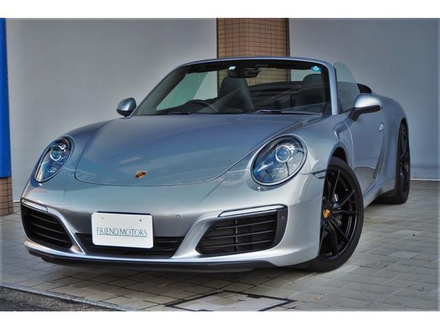 ポルシェ 911 911カレラ カブリオレ 1オーナー スポーツクロノ エントリードライブ