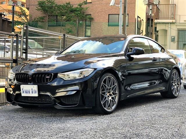 BMW M4クーペ コンペティションPKG