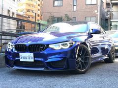 BMW M4M4 CS 1オーナー車 全国60台