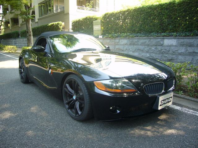 BMW 2.2i 黒レザーシート