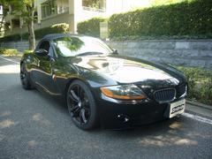 BMW Z42.2i 黒レザーシート 電動オープン シートヒーター