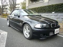 BMW330Ciカブリオーレ Mスポーツパッケージ ベージュレザー