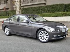 BMW320iモダン 禁煙1オーナ Bカメラ ベージュ革 衝突軽減