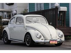 VW ビートルタイプI 純正ラグトップ