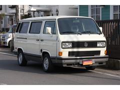 VW ヴァナゴン カラット 1991年最終モデル ホワイト 左ハンドル(フォルクスワーゲン)