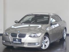 BMW335iカブリオレ 黒革シート シートヒーター 純正ナビ