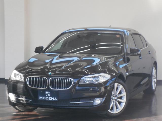 BMW 528i 2リッターツインパワーターボ HDDナビ TV