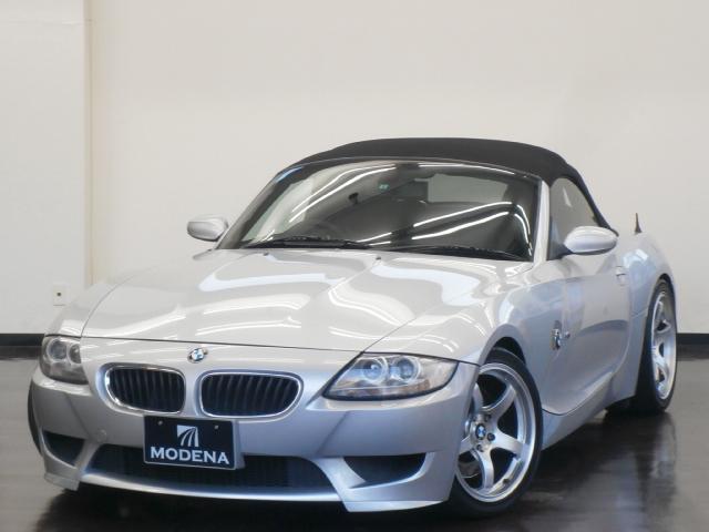 BMW Mロードスター TEIN車高調 ADVAN18インチアルミ