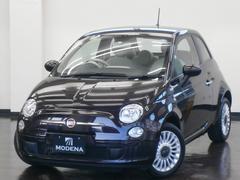 フィアット 500スティレ130台限定車 パイオニアナビ フルセグTV Bカメ