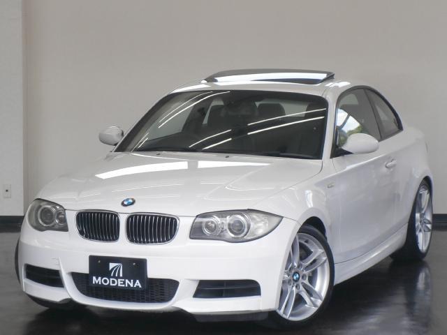BMW 135i 6速マニュアル XYZ車高調 サンルーフ