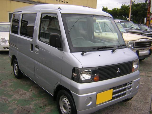 三菱 CS ハイルーフ 新品タイヤ