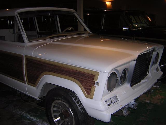 クライスラー・ジープ ベースグレード 4WD バン