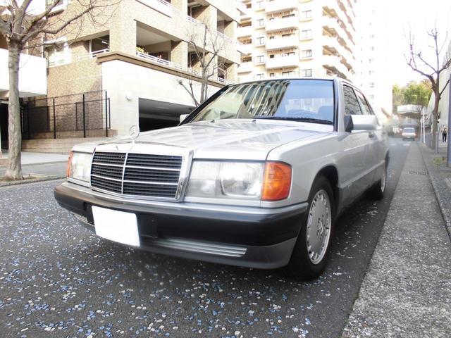 190E2.6 スポーツライン D車 SR