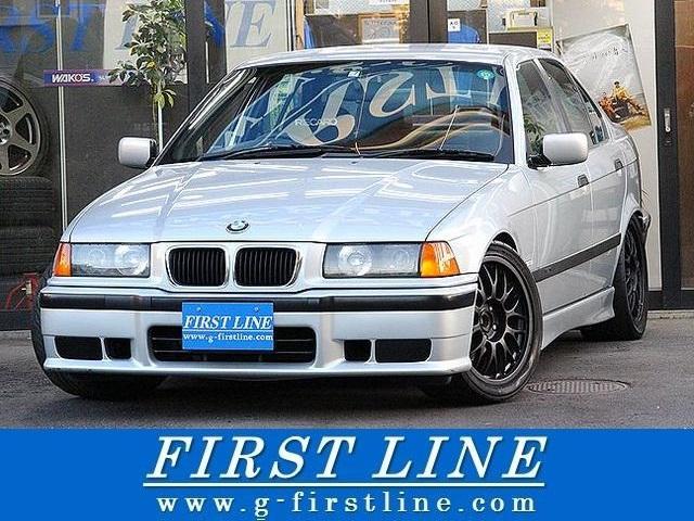 BMW 3シリーズ 318is 4ドアセダン 5速MTエンジン載...