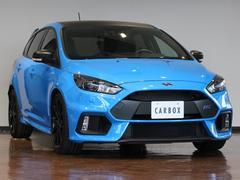 ヨーロッパフォード フォーカスRS Blue and Black Edition