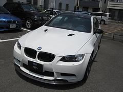 BMWM3クーペMドライブPKGアドバンレーシング19インチアルミ