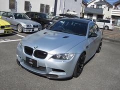 BMWM3クーペ フローズンシルバーエディションBカメラ1オーナー