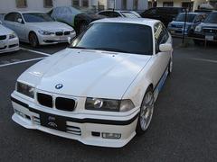 BMW318is 後期 ビルシュタイン車高調 BBS 外マフラー