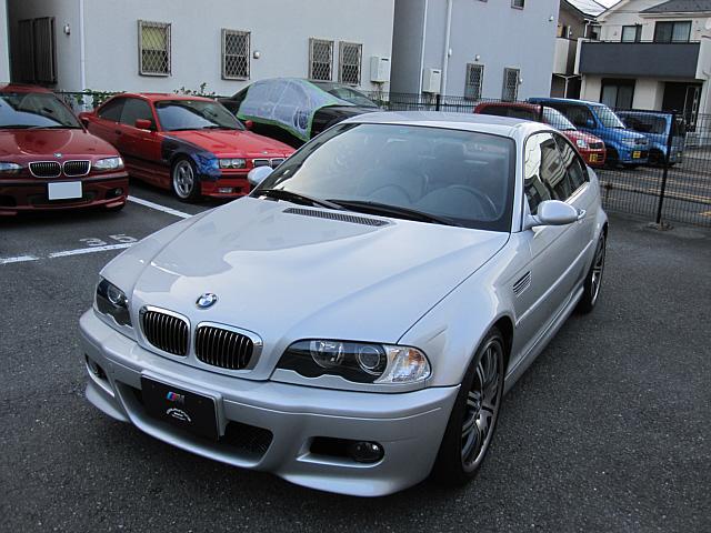 BMW M3クーペ 6MTワンオーナー フルオリジナル 5.5万キロ