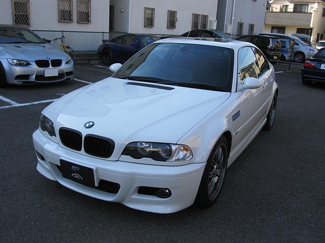 BMW M3 SMGII 最終登録 社外インダッシュナビ Bカメラ