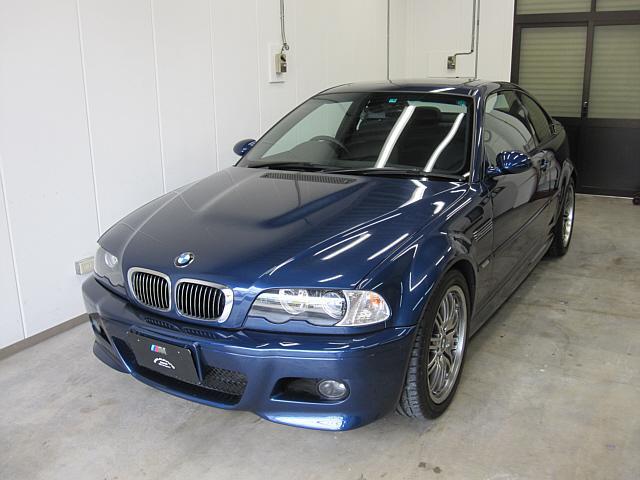BMW M3クーペ ワンオーナー右ハンドル6速マニュアル