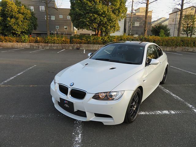 BMW M3 M3クーペ 地デジ Bカメラ BBS19インチアルミホイール