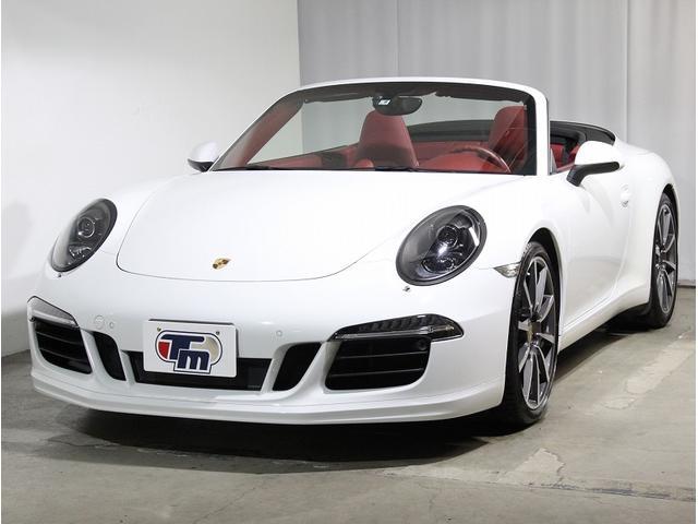 911カレラカブリオレ(ポルシェ)911カレラS カブリオレ 中古車画像
